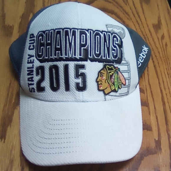 pretty cool exquisite design a few days away Reebok Accessories | 2015 Stanley Cup Championship Hat | Poshmark